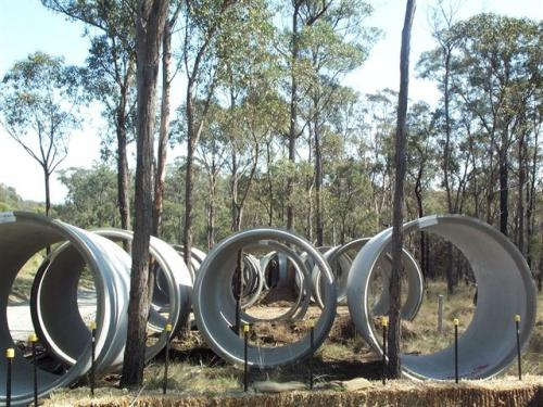 钢筋混凝土排水管(水泥管)施工流程插图